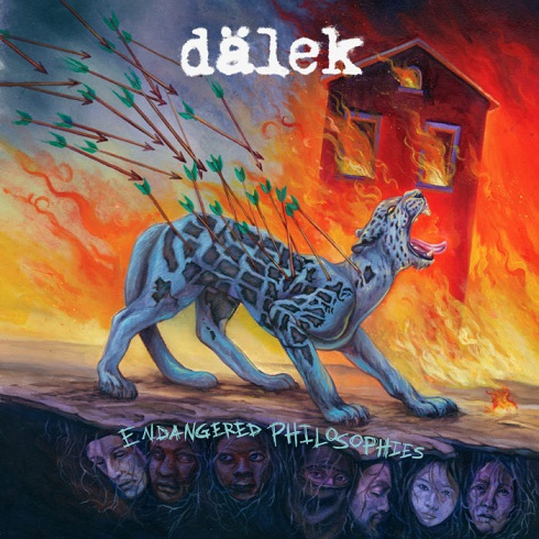 DÄLEK, endangered philosophies cover