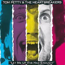 Cover TOM PETTY & THE HEARTBREAKERS, let me be up
