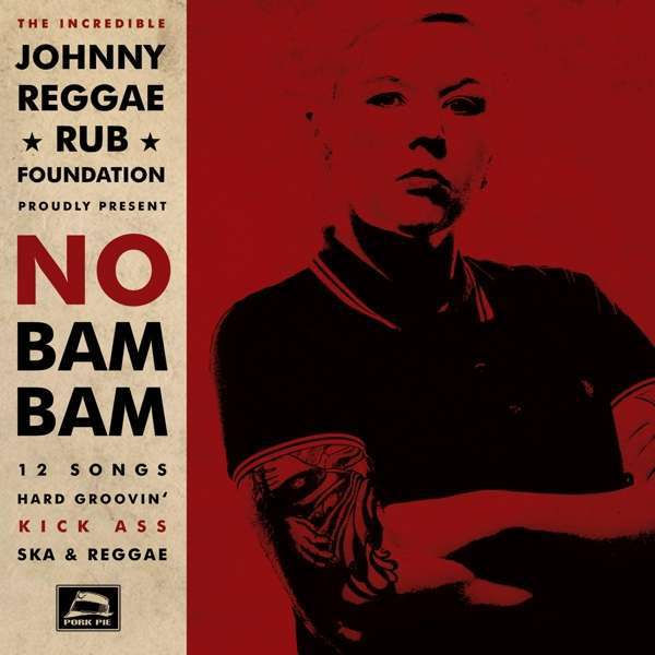 Cover JOHNNY REGGAE RUB FOUNDATION, no bam bam