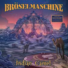 BRÖSELMASCHINE, indian camel cover