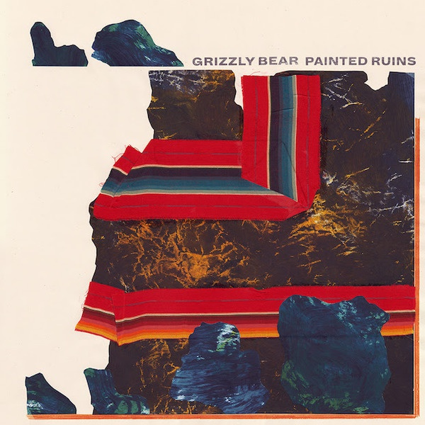 Cover GRIZZLY BEAR, painted ruins