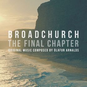 O.S.T. (OLAFUR ARNALDS), broadchurch - the final chapter cover