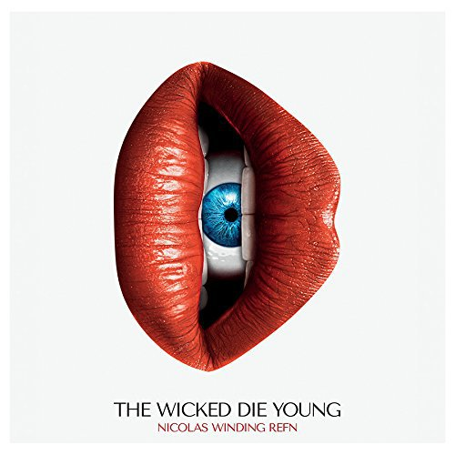 Cover O.S.T., nicolas winding refn. pres. the wicked die young