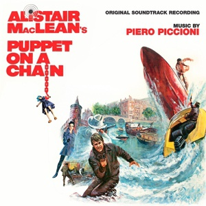 Cover O.S.T. (PIERO PICCIONI), puppet on a chain