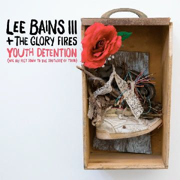 Cover LEE BAINS III & GLORY FIRES, youth detention