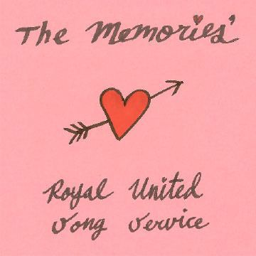 Cover MEMORIES, royal united song service
