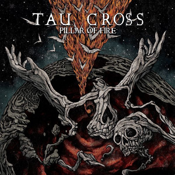 Cover TAU CROSS, pillar of fire