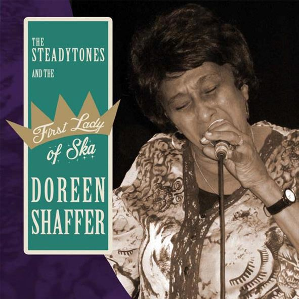 Cover DOREEN SHAFFER, first lady of ska