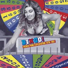 V/A, bingo french punk exploitation vol.1 cover