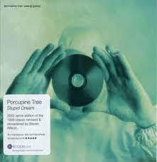 Cover PORCUPINE TREE, stupid dream