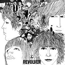 BEATLES, revolver cover
