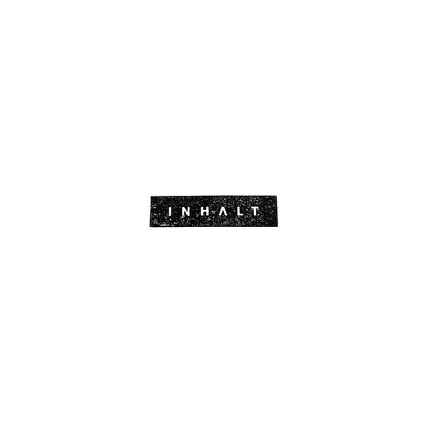 Cover INHALT, part time punks sessions