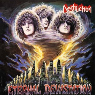 Cover DESTRUCTION, eternal devastation