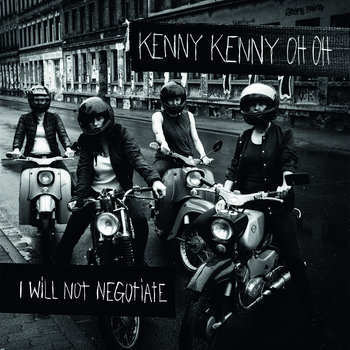 KENNY KENNY OH OH, i will not negitiate cover