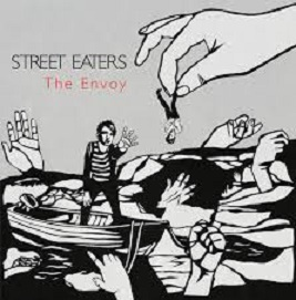 Cover STREET EATERS, the envoy