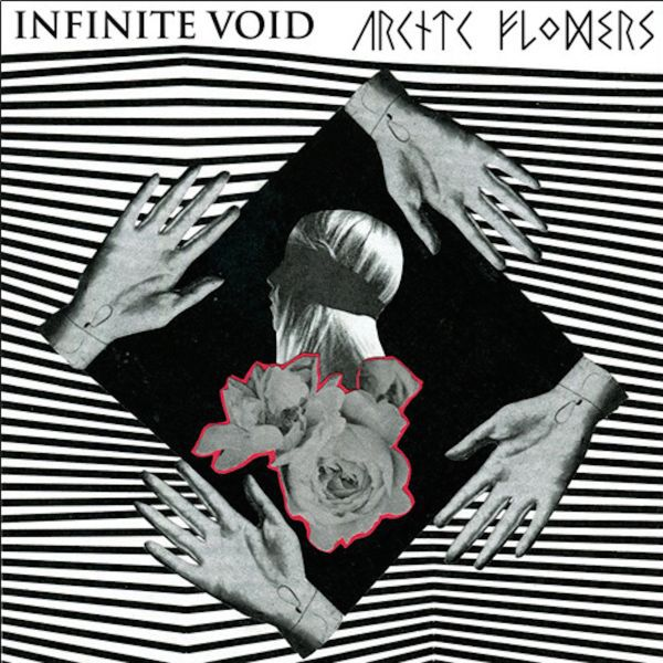 Cover ARCTIC FLOWERS / INFINITE VOID, split