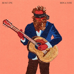 IRON AND WINE, beast epic cover