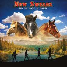 Cover NEW SWEARS, and the magic of horses