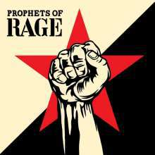 PROPHETS OF RAGE, s/t cover