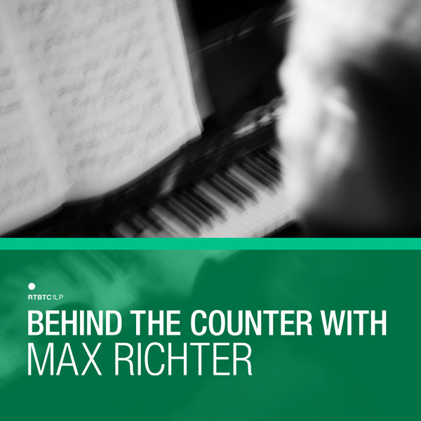 MAX RICHTER, behind the counter with.... cover