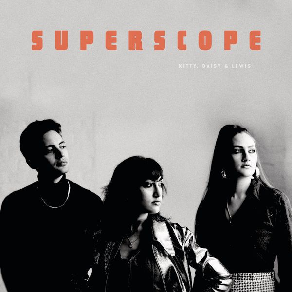 Cover KITTY, DAISY & LEWIS, superscope