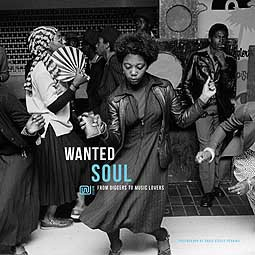 V/A, wanted soul cover
