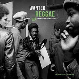 Cover V/A, wanted reggae