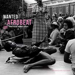 Cover V/A, wanted afrobeat