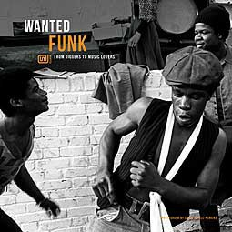 Cover V/A, wanted funk