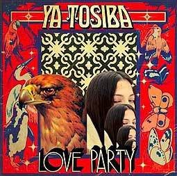 Cover YA TOSIBA, love party