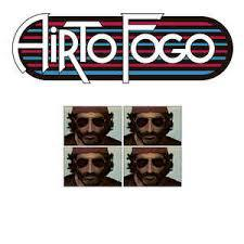 Cover AIRTO FOGO, s/t