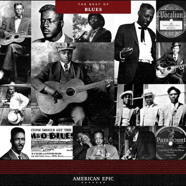Cover V/A, american epic - the best of blues