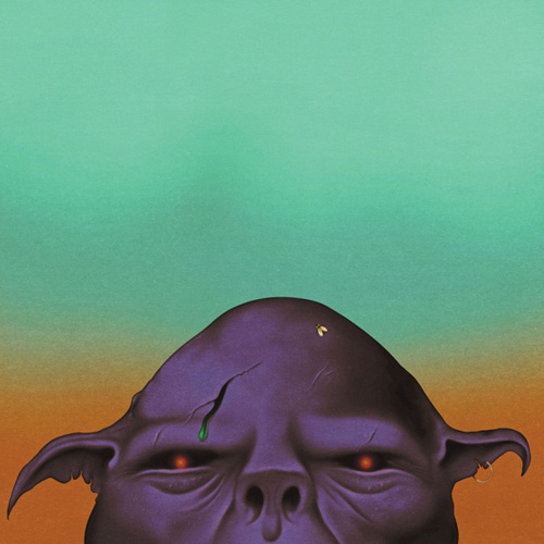 OH SEES, orc cover