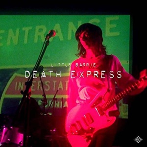 LITTLE BARRIE, death express cover