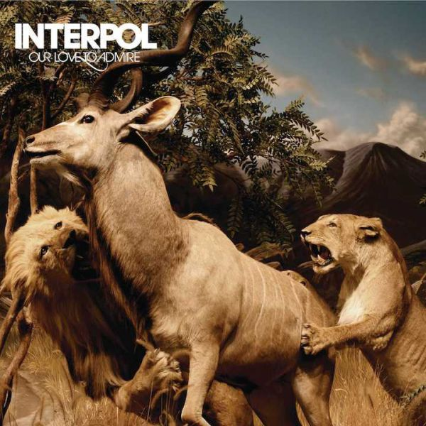 Cover INTERPOL, our love to admire - 10th anniv. edition