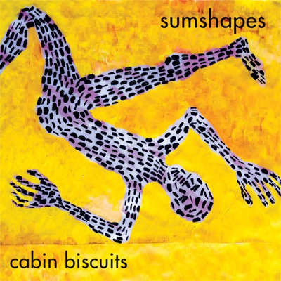 SUMSHAPES, cabin biscuits cover