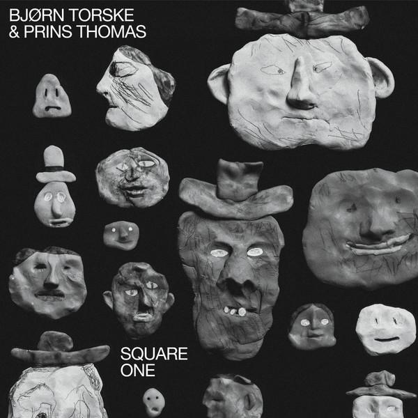 BJÖRN TORSKE & PRINS THOMAS, square one cover