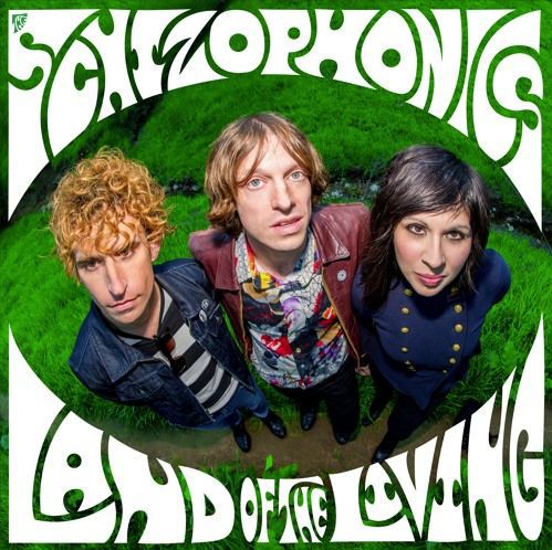 SCHIZOPHONICS, land of the living cover