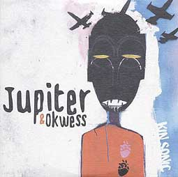 Cover JUPITER & OKWESS INTERNATIONAL, kin sonic