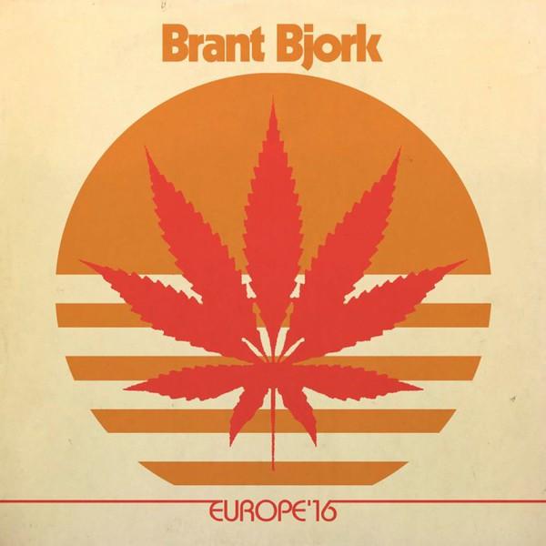 BRANT BJORK, europe 16 cover