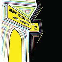 V/A, jeff özdemir & friends vol. 2 cover