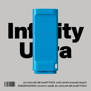 Cover CLAUDE SPEED, infinity ultra
