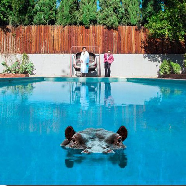 SPARKS, hippopotamus cover