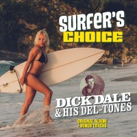 Cover DICK DALE & DEL-TONES, surfer´s choice