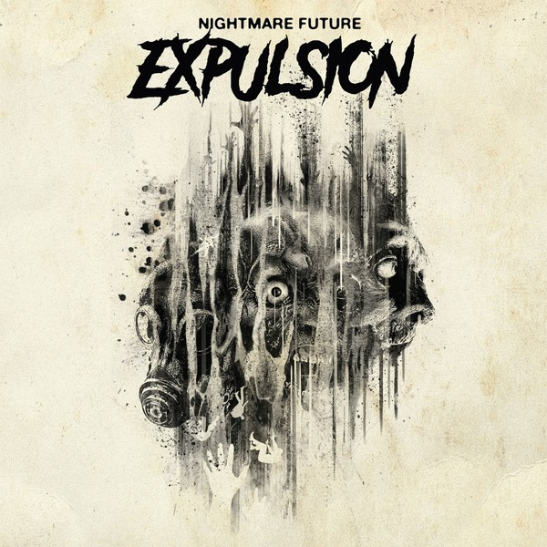Cover EXPULSION, nightmare future