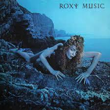 Cover ROXY MUSIC, siren