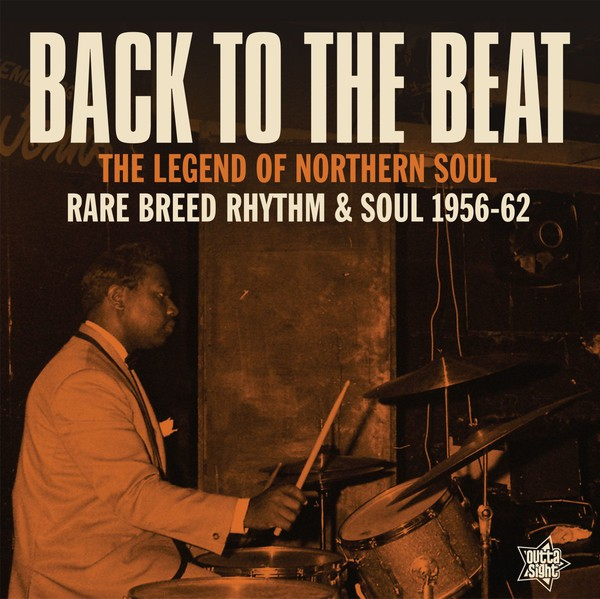 V/A, back to the beat /rare breed rhythm & soul 1956-62 cover
