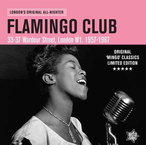 Cover V/A, flamingo club /london´s original all-nighter
