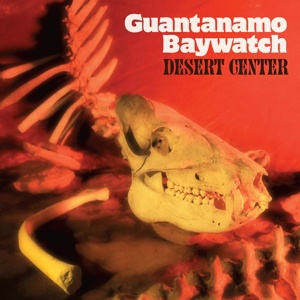 GUANTANAMO BAYWATCH, desert center cover