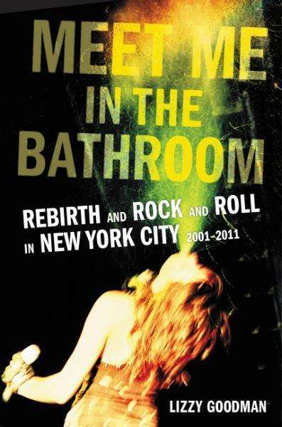 Cover LIZZY GOODMAN, meet me in the bathroom